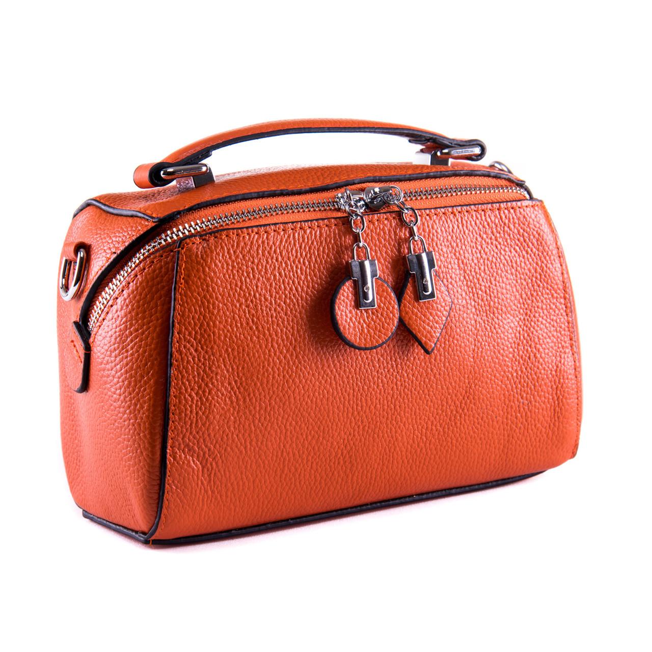 PODIUM Сумка Женская Клатч кожа ALEX RAI 1-02 29018-10 orange