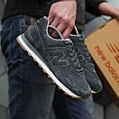 Чоловічі Кросівки New Balance 574 grey, фото 6