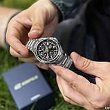 Casio EF-316D-1AVEG Silver-Black, фото 2