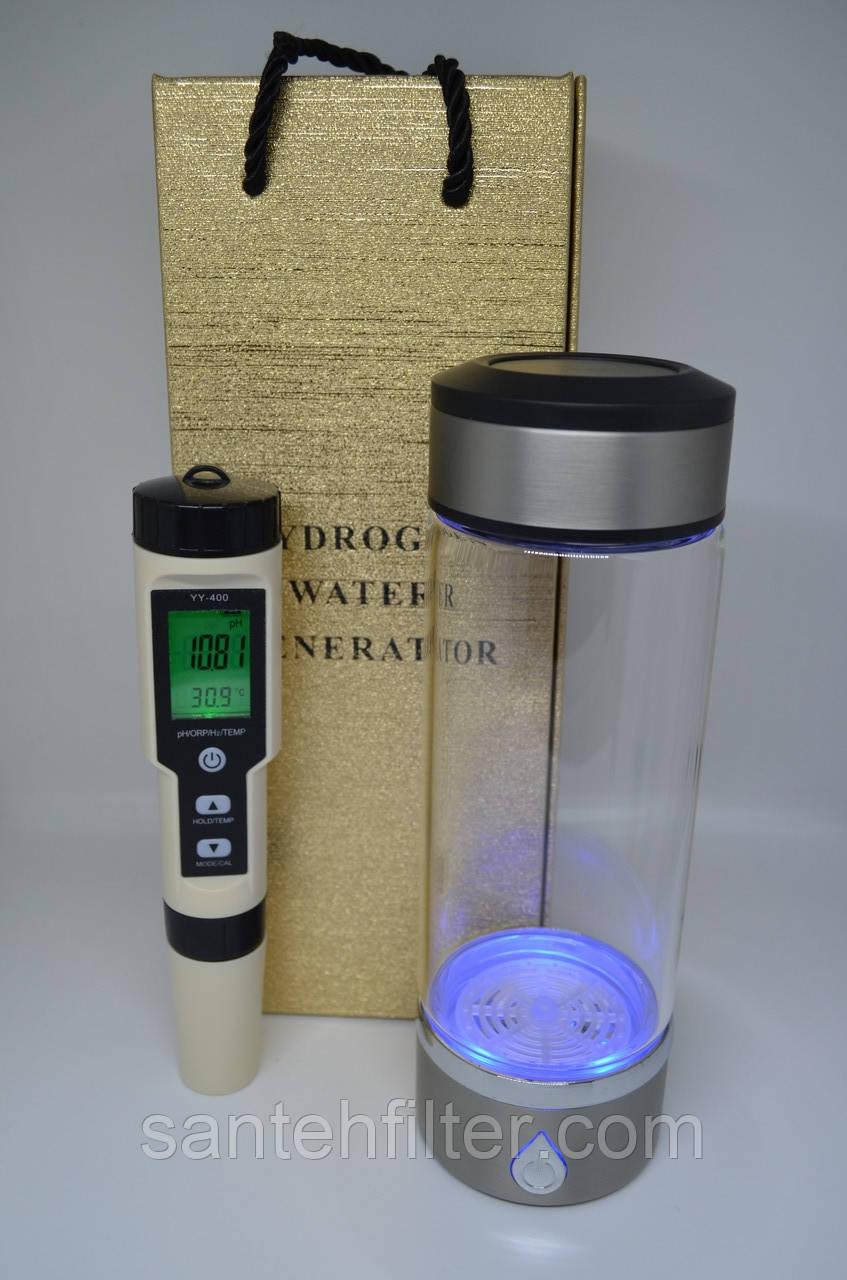 Генератор водневої води Н1-1 і аналізатор PH/ORP/H2/Temp