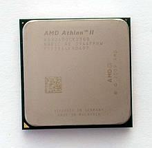 929 AMD Athlon II X2 240 2800 MHz ADX2400CK23GQ Socket AM3 2 ядра 64 бита процессор для ПК