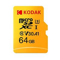 Акция! Карта памяти microSD Kodak Ultra Class 10 A1 64GB*