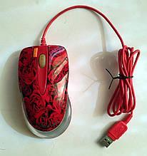 924 Мышь A4Tech GLaser X6-999D USB лазерная проводная