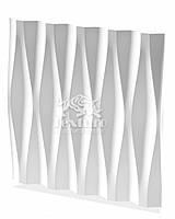 Гіпсові 3D (3д) панелі Cascata Texturo