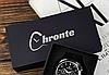 Коробочка для часов с логотипом Chronte