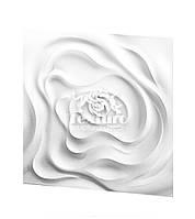 Гіпсові 3D (3д) панелі Tea Rose Texturo