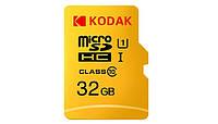 Карта памяти Kodak Micro SD 32 Гб (K32GB-U1)*