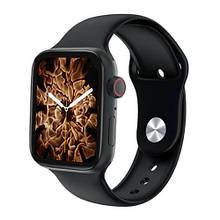 Смарт часы Watch Series 6 HW22 PLUS 44mm Aluminium black