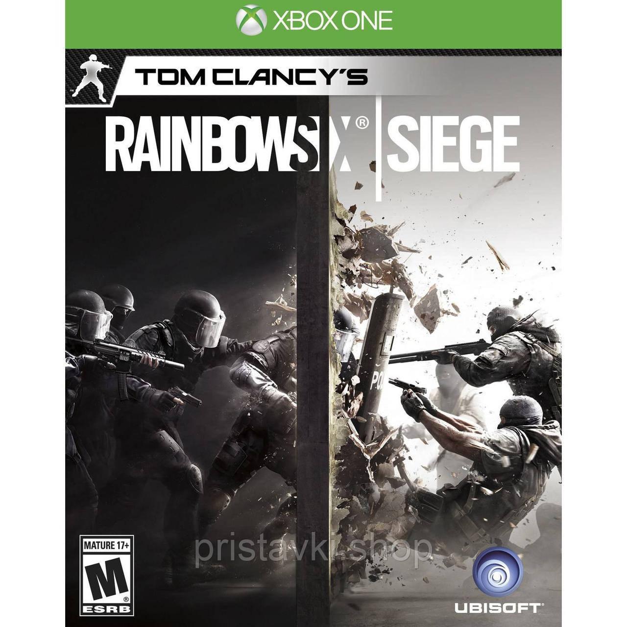 Tom Clancy's Rainbow Six Siege XBOX ONE \ XBOX Seires X