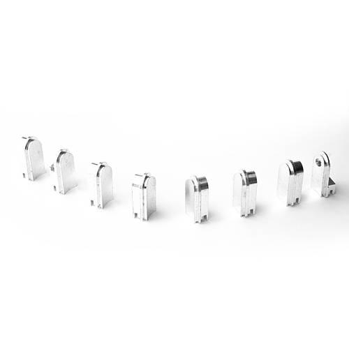 Заглушки вихрових заслінок Klifex від виробника: асортимент та переваги