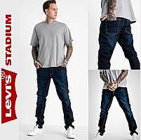 Мужские стрейчевые джинсы Levi Strauss, скинни, зауженные.