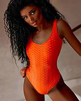 Купальник женский Размеры: С, М, Л Цвет: черный , розовый, салатовый, оранжевый