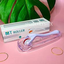 Мезороллер MTroller для носогубних складок, вузький, 180 голок (0,25 мм)