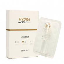 Мезороллер Гідро Hydra roller 62 голок з ємністю для сироватки , титан 0.25 мм