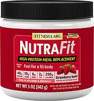 Заменитель питания FitnessLabs Meal Replacement Shake NutraFit 142 г