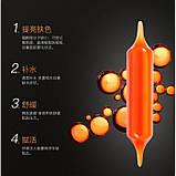Тканевая маска для лица IMAGES Facial Mask Blood Orange, с экстрактом красного апельсина, 1 шт, фото 4