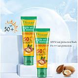 Крем сонцезахисний для особи Disaar Argan Oil of Morocco Sunscreen SPF 50+ PA+++, з аргановою олією Марокко,, фото 4