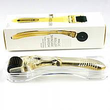 Мезороллер MT Roller на безшовних титанових голках, 3 мм