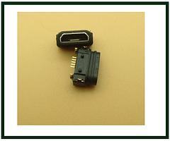 Роз'єм заряду для музичної колонки JBL Clip 2, micro-USB