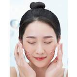 Альгінатна маска очищаюча JIAZHOUYIN CHUA Mung Bean, з екстрактом зелених бобів, 200 г, фото 5