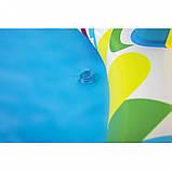 Басейн дитячий надувний 52378 круглий, 120-117-46см, фото 10