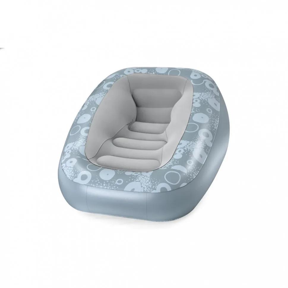 Надувне крісло BW 75096 велюр