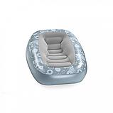 Надувне крісло BW 75096 велюр, фото 3