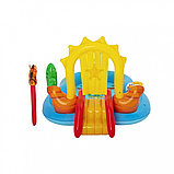 """Дитячий надувний ігровий центр """"Дикий захід"""" BW 53118, 278 л, фото 2"""