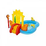 """Дитячий надувний ігровий центр """"Дикий захід"""" BW 53118, 278 л, фото 6"""