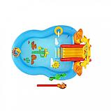 """Дитячий надувний ігровий центр """"Дикий захід"""" BW 53118, 278 л, фото 9"""