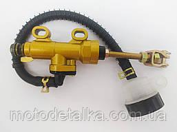 Машинка тормозная ножного тормоза TTR 125 золотая