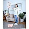 LED-лампа для блогеров USAMS US-ZB120 pink