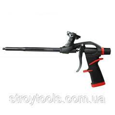 Пістолет для монтажної піни 31012, повне тефлонове PTFE покриття., HAISSER 90370 Киев.