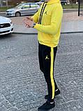 Спортивний костюм Nike Jordan жовтий, фото 4