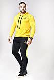 Спортивний костюм Nike Jordan жовтий, фото 6