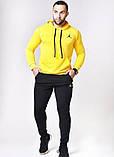 Спортивний костюм Nike Jordan жовтий, фото 7