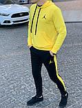 Спортивний костюм Nike Jordan жовтий, фото 9