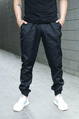 Штаны карго мужские Intruder черные осенние   весенние   летние спортивные брюки, фото 3