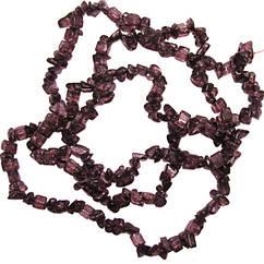 Намистини Відколи Кварц Каштаново-Коричневий, Кубиками, Розмір від 4 до 6 мм, Намистини Натуральний Камінь