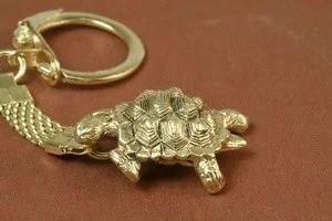 Подарочный брелок для ключей Черепаха
