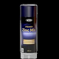Аерозольний цинковий грунт Primer Zinc-Mix 989. 400 мл