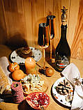Доска сырная для подачи Brie, фото 6