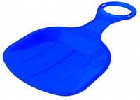 Ледянка для катания с горки детская Plastkon BINGO Синий
