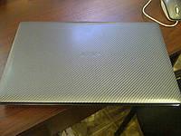 Оклейка ноутбуков пленкой и нанесение защитной плёнки