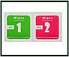 Набор салфеток для приклеивания защитных стёкол