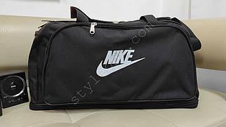 Мужская текстильная сумка-трансформер с плечевым ремнем 57*30*28 см
