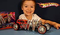 Машинка паук с мотором Хот вилс Toy State - Hot Wheels - Extreme Action - Light and Sound Ste Hot Wh, фото 1