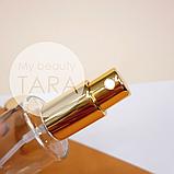 Флакон 30 мл стеклянный Парфюмер с металлическим спреем, фото 3