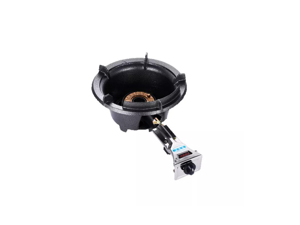 Чугунная газовая горелка LPGBurn 23 кВт (с пьезоподжигом)
