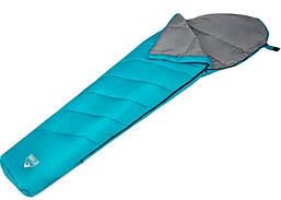 Спальный мешок, спальник, мешок для сна Bestway 68102 Hiberhide 10, синий